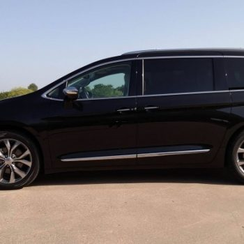 Top 5 Features of the Chrysler Pacifica