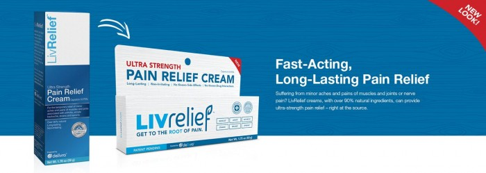 livrelief pain reliever