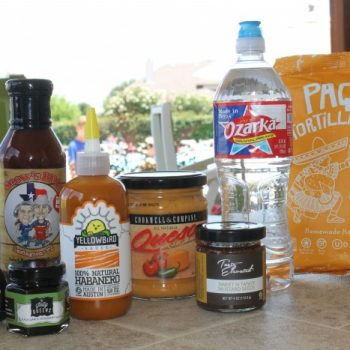 Try Local Texas Products At Your 4th of July Celebration #FromHereForHere