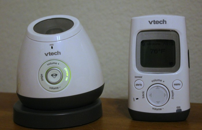 vtech digital monitor