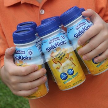 Kick Up Your Mashed Potatoes With PediaSure SideKicks #ForPickyEaters