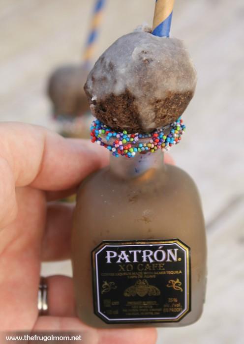 Patrón XO Café Drink