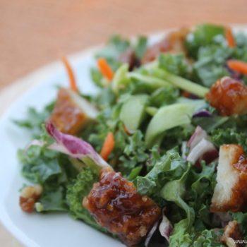 5 Minute Asian Salad