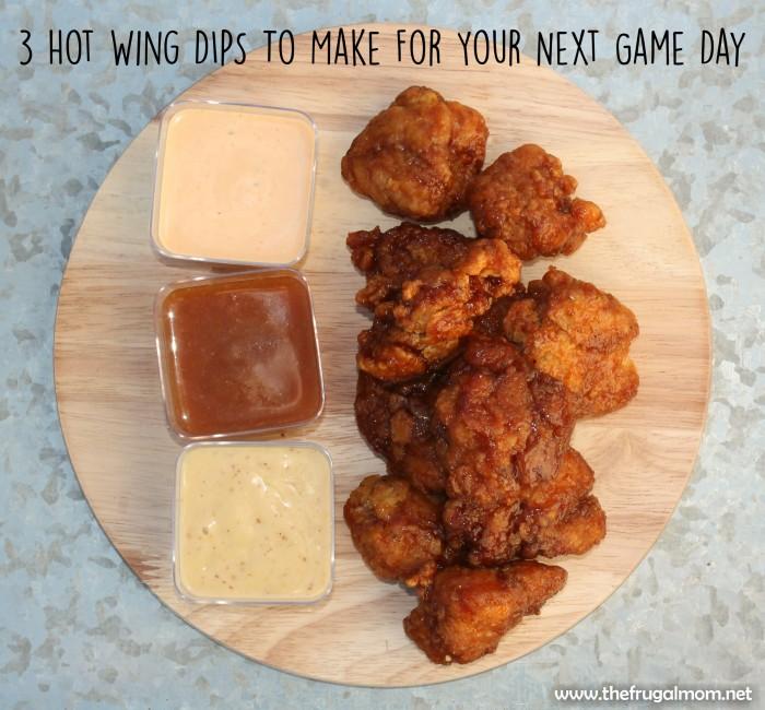 hot wing dip