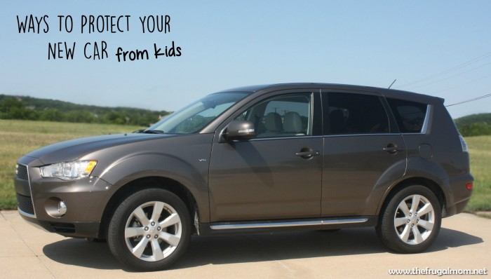 protect your new car from kids