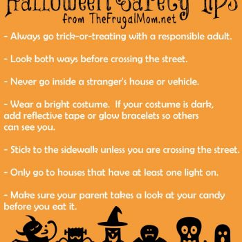 Stay Safe with these Halloween Safety Tips