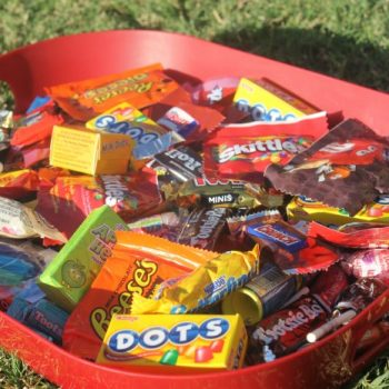 Eat Up These 10 Ideas For Leftover Halloween Candy