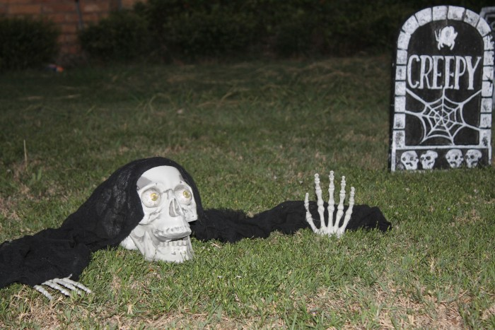 Spook The House With Oriental Trading Halloween Decorations