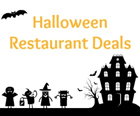 halloween restaurant deals