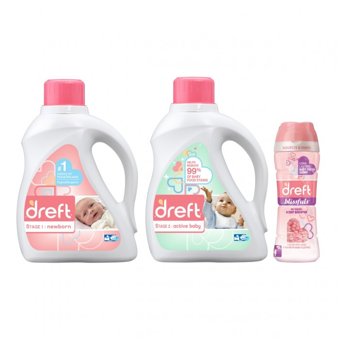 Dreft Messy Baby Contest