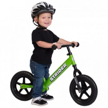 Strider Balance Bike Makes The Perfect First Christmas Gift #HGG