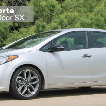Go For A Joy Ride In The 2015 Kia Forte 5-Door SX