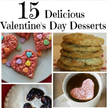 Try These 15 Delicious Valentines Day Desserts #ValentinesDay