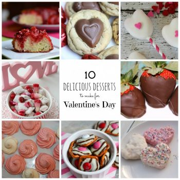 Show Some Love With These 10 Valentine Desserts