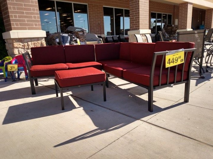 Enjoy Your Summer With Kroger Patio Furniture ad The