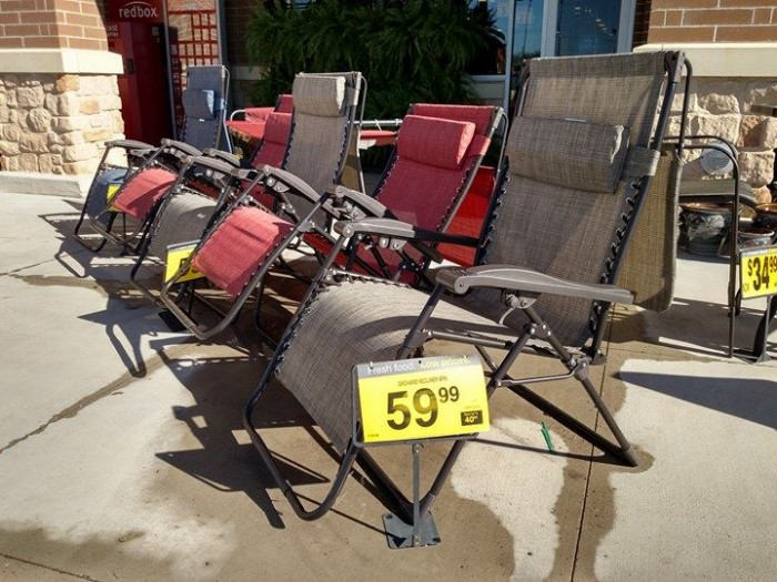 kroger patio furniture