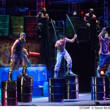 All You Need To Know About STOMP in Dallas @STOMPDSM