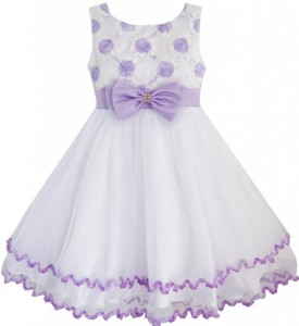 easter dress purple