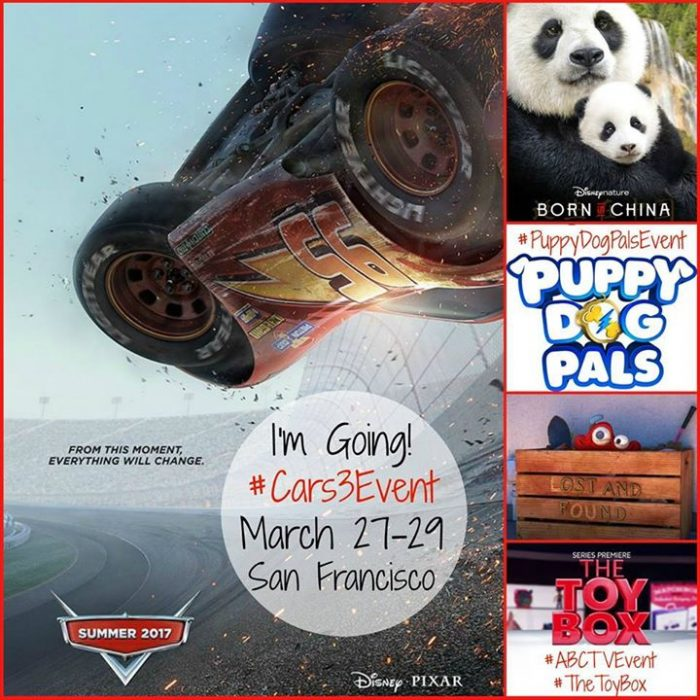 Cars3Event San Francisco