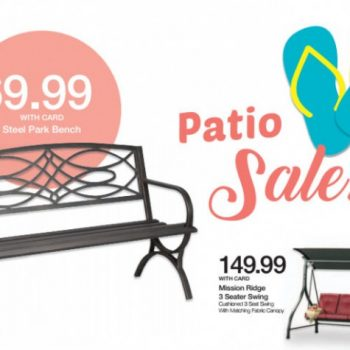 Enjoy Your Summer With Kroger Patio Furniture #ad