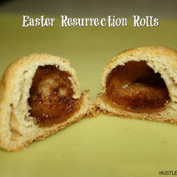 Directions For Resurrection Rolls For Easter