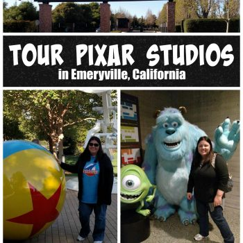 Tour Pixar Studios With Me – See Where Cars 3 Was Made #Cars3Event