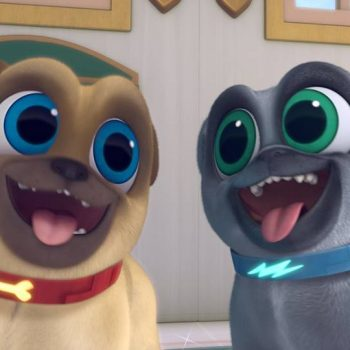 Puppy Dog Pals – An Adorable New Show On Disney #PuppyDogPalsEvent