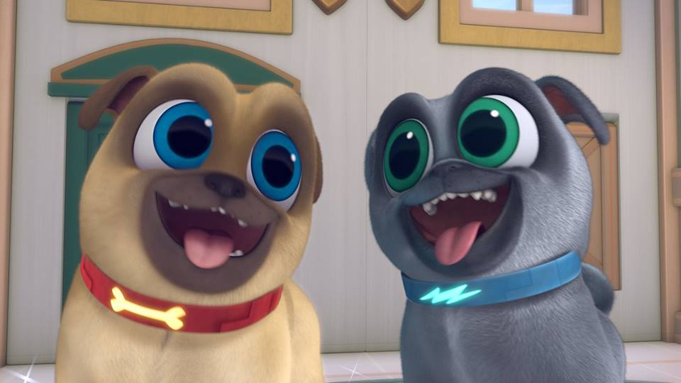 Puppy Dog Pals An Adorable New Show On Disney Puppydogpalsevent