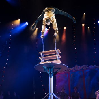 Step Right Up For Circus 1903 at Dallas Summer Musicals #Circus1903DSM
