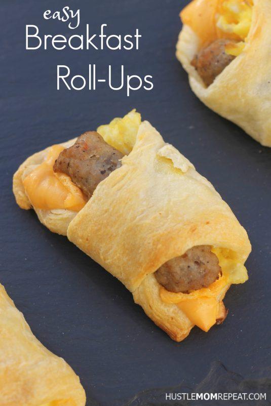 breakfast roll ups
