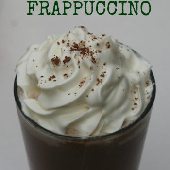 Low Carb Frappuccino Recipe + Community Coffee Coupon #DrinkCommCoffee