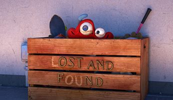 Pixar Short Lou