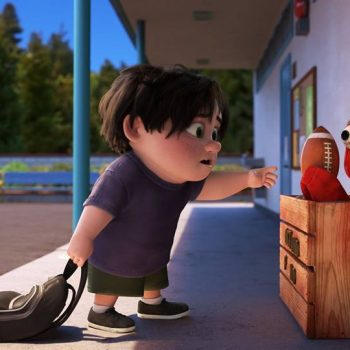 Don't Miss The Pixar Short Lou – Plays Before Cars 3 #Cars3Event