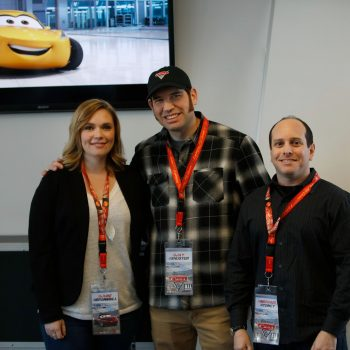 Behind The Animation of Cars 3 #Cars3Event
