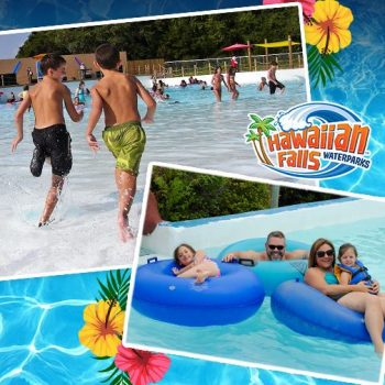 Splash Out Cancer With Discount Tickets To Hawaiian Falls Waterpark #SummerOfAwesome