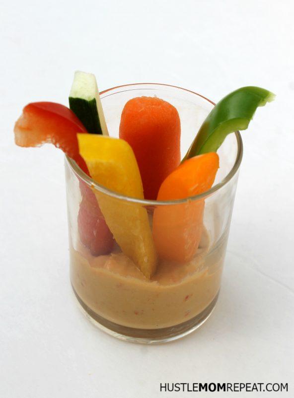 sabra hummus appetizer