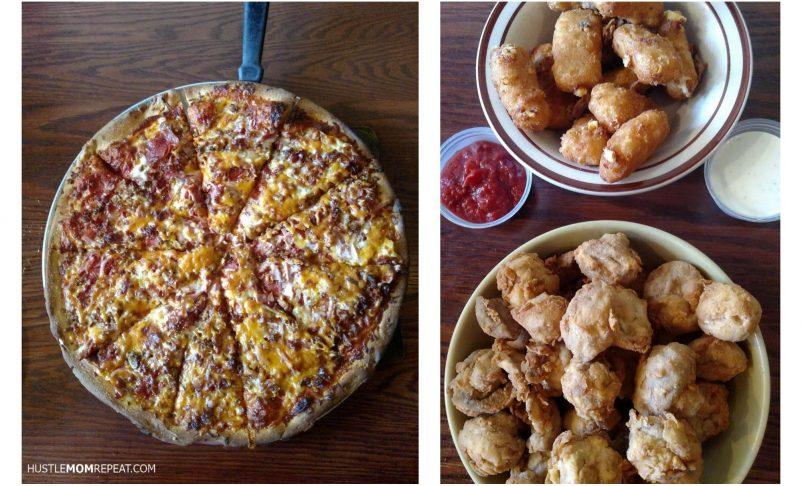 Stillwater Hideaway Pizza