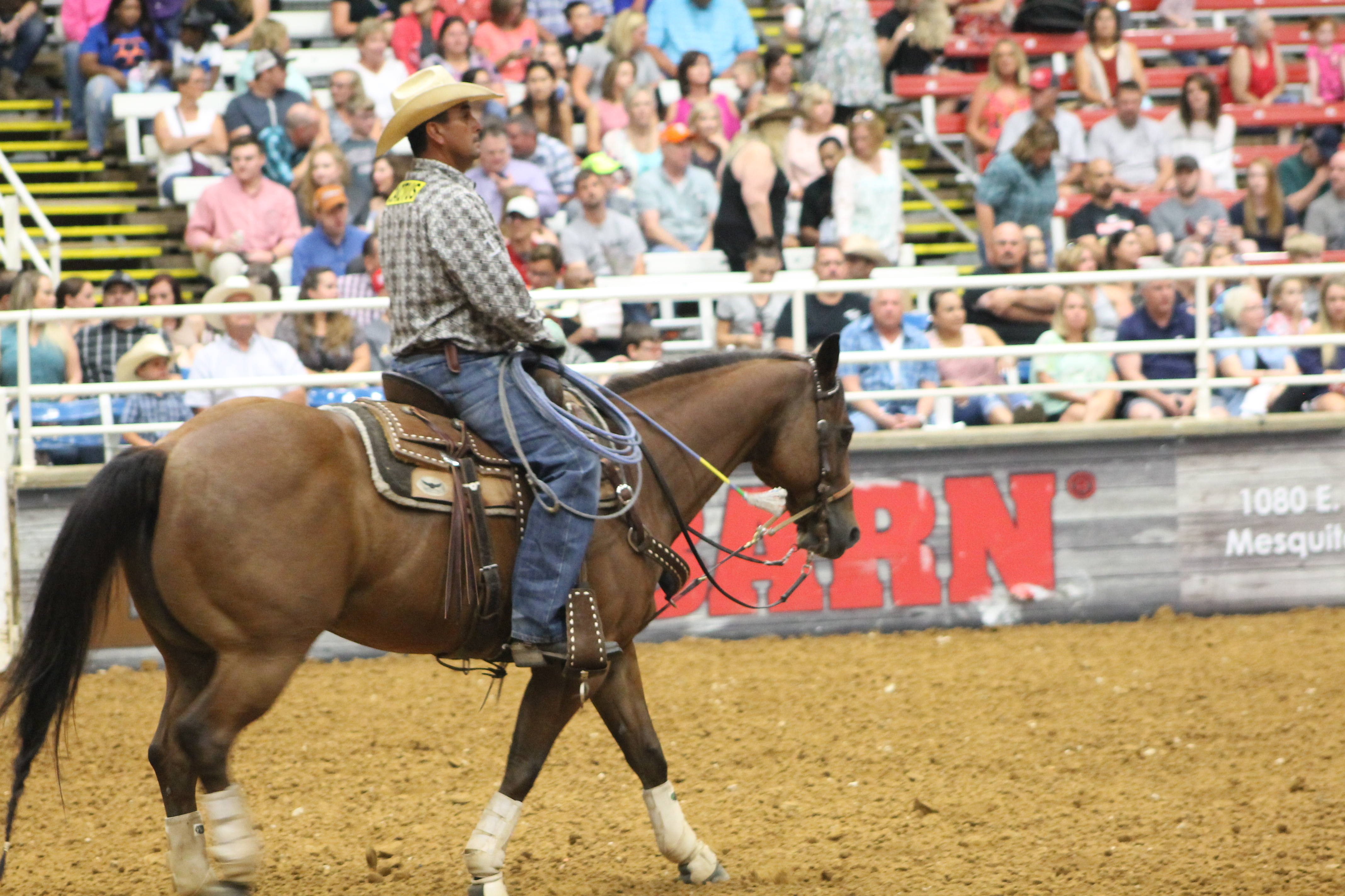 A Night Of Family Fun At The Mesquite Tx Rodeo Hustle