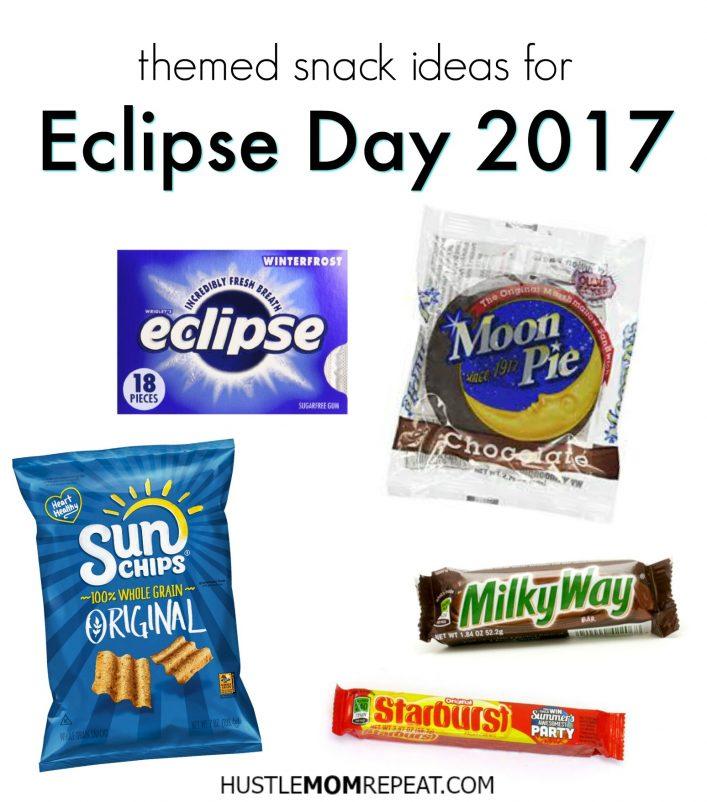 eclipse day snacks