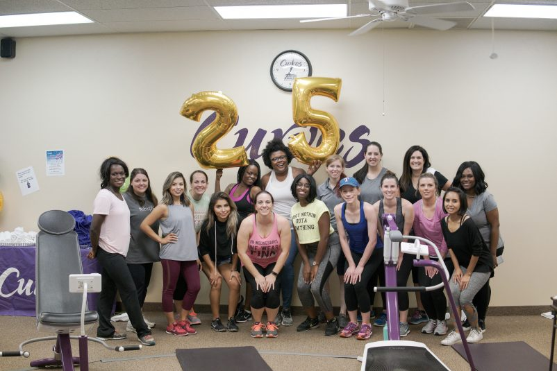 workout at curves