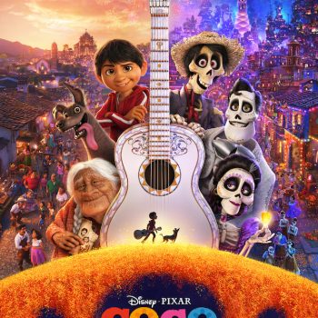 Check Out The New Poster and Trailer For Disney•Pixar's COCO