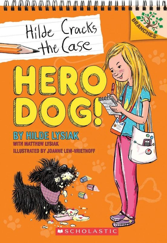 Cover Art – Hero Dog
