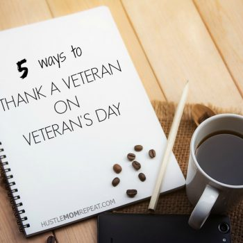 Thank A Veteran This Veterans Day When You #ShareFolgers