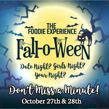 Win Tickets To The Foodie Experience In Dallas On 10/27 #DFWFoodieExperience AD