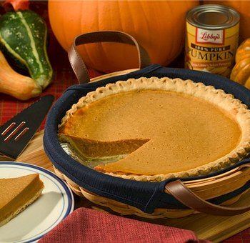 Easy Holiday Pumpkin Pie Recipe