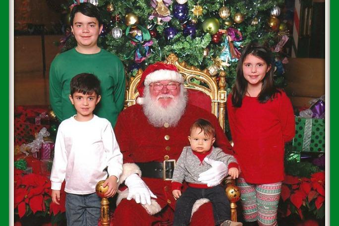 2016.12.4 Christmas Santa 2