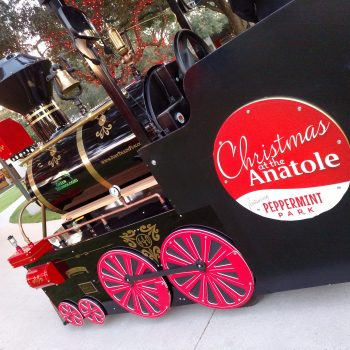Christmas At The Anatole In Dallas #AnatoleMemories AD