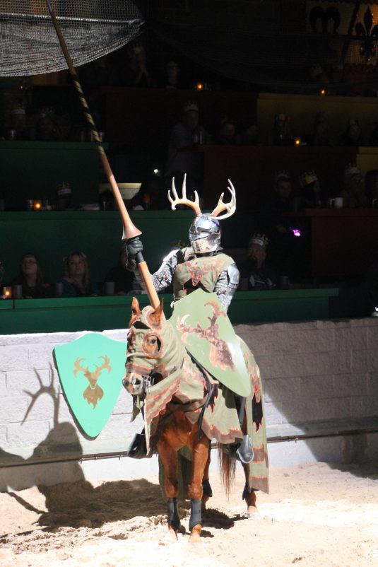 new medieval times show