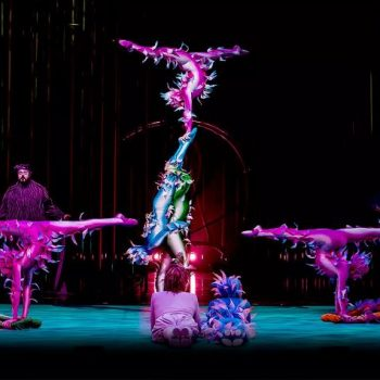 Don't Miss Cirque du Soleil's Varekai In DFW