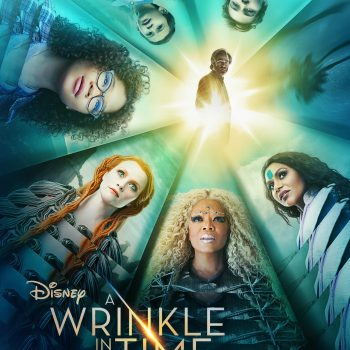 A Wrinkle In Time Activity Sheets – In Theaters March 9